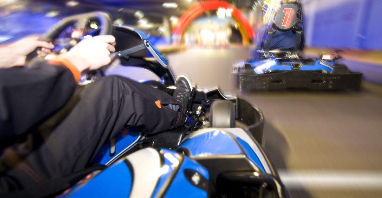 soirée karting chez ORCA informatique